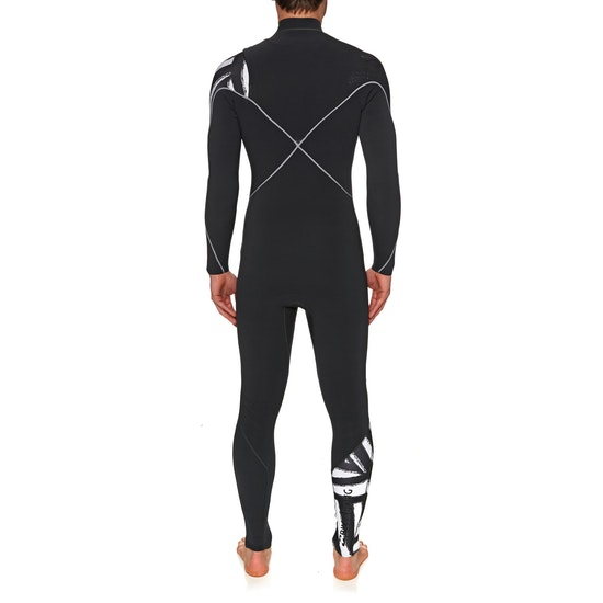 Billabong Furnace Comp 3/2mm 2018 Chest Zip Wetsuit