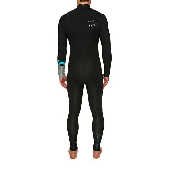 Combinaison de Surf Billabong Revolution Tri Bong 3/2mm 2018 Chest Zip