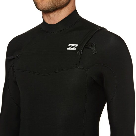Combinaison de Surf Billabong Revolution Tri Bong 3/2mm 2018 Chest Zip