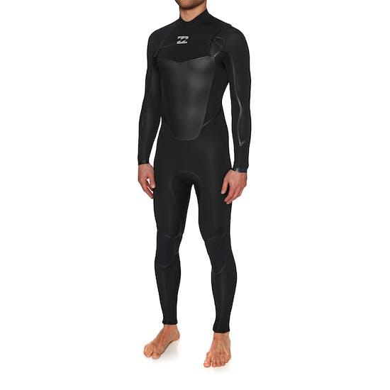 Combinaison de Surf Billabong Absolute X 3/2mm 2018 Chest Zip