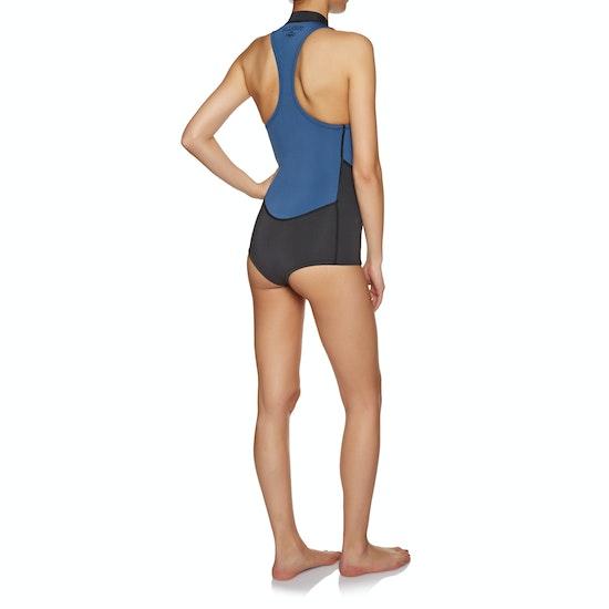 Combinaison de Surf Femme Billabong Salty Dayz 1mm 2018 Sleeveless Shorty