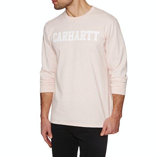 Carhartt College 長袖 T シャツ