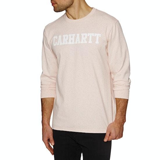 Carhartt College Mens Long Sleeve T-Shirt