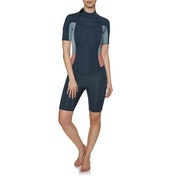 Billabong Synergy 2mm Back Zip Shorty Womens Wetsuit