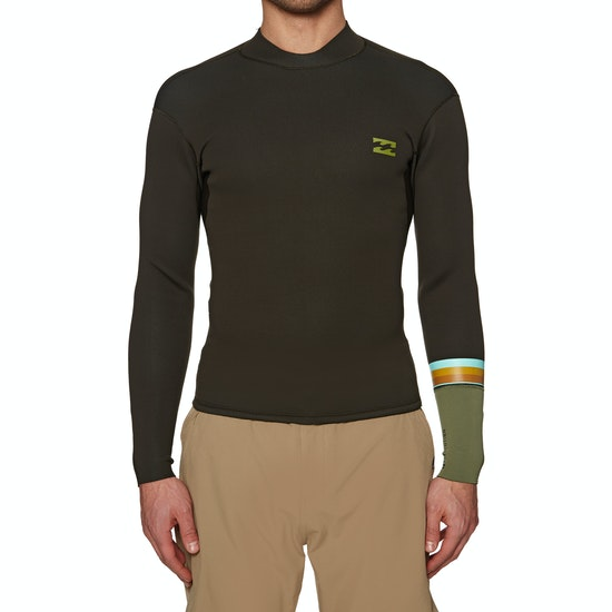 Billabong Revolution D Bah 2mm 2018 Long Sleeve Top Wetsuit