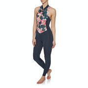 Billabong Salty Jane 2mm 2018 Front Zip Sleeveless Long Jane Womens Wetsuit