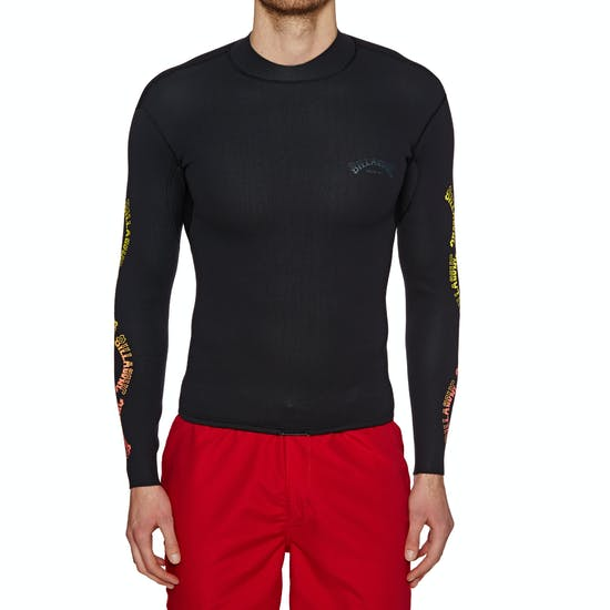 Billabong Revolution Pumpr 2mm 2018 Long Sleeve Top Wetsuit