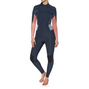 Combinaison de Surf Femme Billabong Synergy 3/2mm 2018 Back Zip
