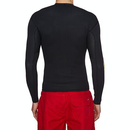 Billabong Revolution Pumpr 2mm 2018 Long Sleeve Top Wetsuit