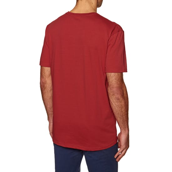 Quiksilver Classic Morning Slides Short Sleeve T-Shirt