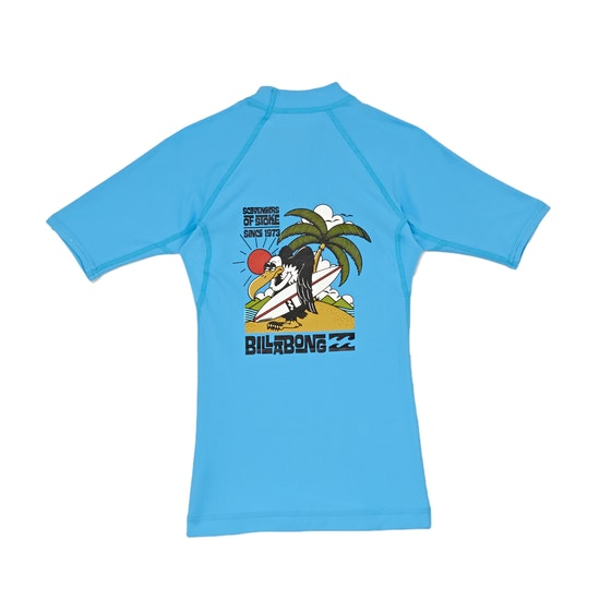 Billabong Scavengers Boys Rash Vest