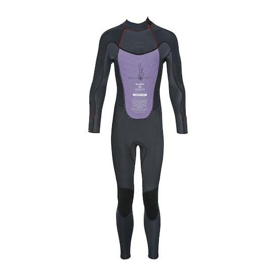 Combinaison de Surf Billabong Absolute 3/2mm 2018 Back Zip