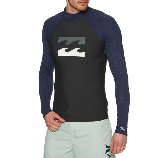 Billabong Team Wave Long Sleeve Rash Vest