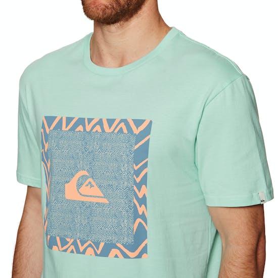 Quiksilver Classic Nano Spano Mens Short Sleeve T-Shirt