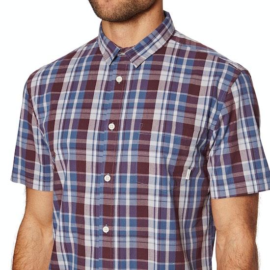 Quiksilver Everyday Check Short Sleeve Shirt