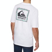 Quiksilver Ghetto Session Short Sleeve T-Shirt