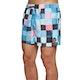 Quiksilver Resin Check 15 Swim Shorts