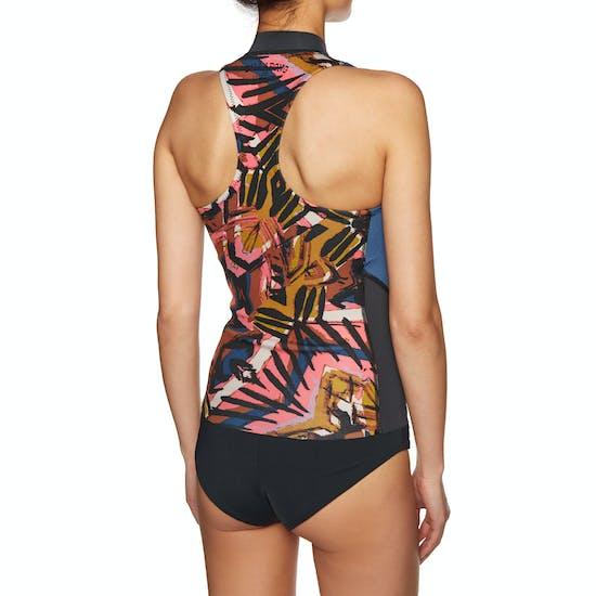 Wetsuit Jacket Femme Billabong Salty Dayz 2mm Front Zip Sleeveless