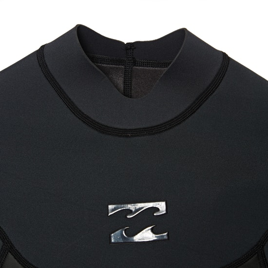 Billabong Absolute 2mm 2018 Back Zip Long Sleeve Top Wetsuit