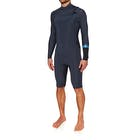 Billabong Revolution 2mm 2018 Chest Zip Long Sleeve Shorty Wetsuit