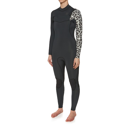Combinaison de Surf Billabong Furnace Comp 3/2mm 2018 Chest Zip