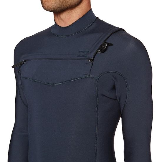 Billabong Revolution 2mm 2018 Chest Zip Long Sleeve Shorty Neoprenanzug