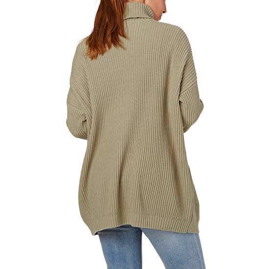 SWELL Freja Roll Neck Ladies Sweater