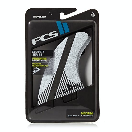 FCS II Firewire Performance Core Set Of Five Fin