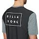 Billabong Die Cut Rash Vest