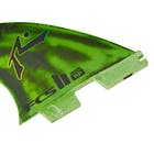 FCS II Rusty Performance Core Set Of Five Fin