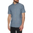 Reef Sauls Short Sleeve Shirt