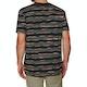 Quiksilver Allover Mad Wax Short Sleeve T-Shirt