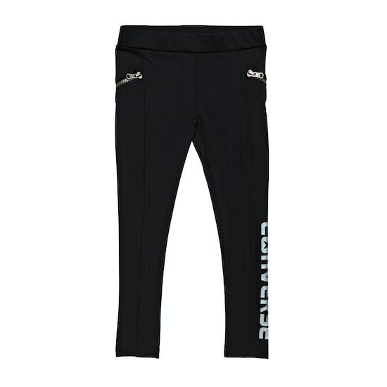 Converse Iridescent Zipper Leggings Girls Jeans
