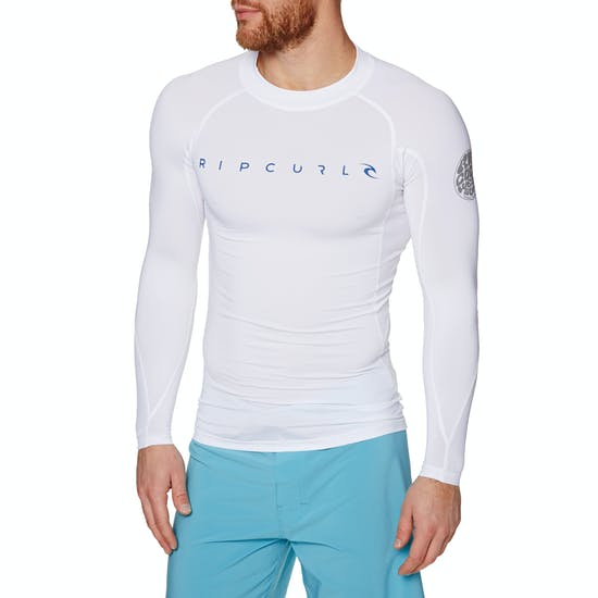 Rip Curl Dawn Patrol Long Sleeve Rash Vest