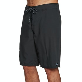 Reef Lucas 3 Shortie Boardshorts - Black