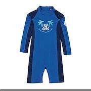 Rip Curl Long Sleeve UV Suit Boys Rash Vest