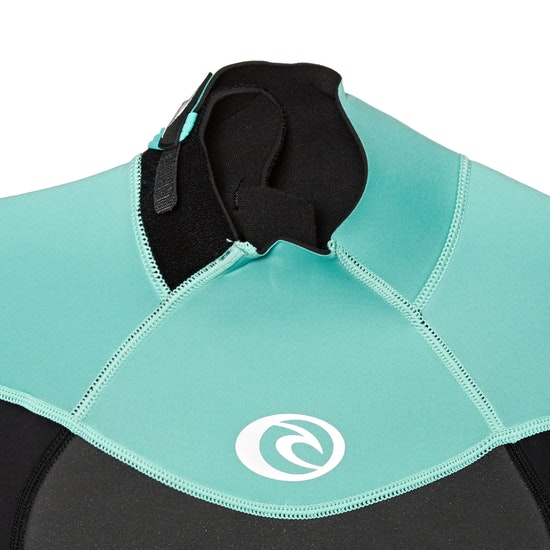 Rip Curl 3-2mm Omega FL Back Zip Wetsuit