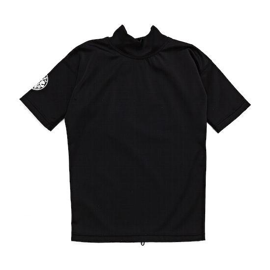 Rip Curl Corpo Short Sleeve Boys Rash Vest