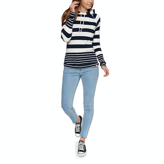 Joules Marlston Striped Semi-Fitted Womens Sweater