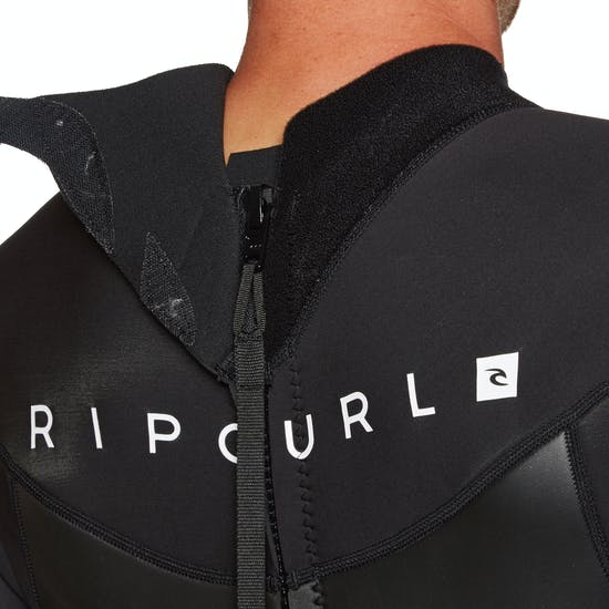 Rip Curl 3-2mm Omega FL Short Sleeve Back Zip Wetsuit