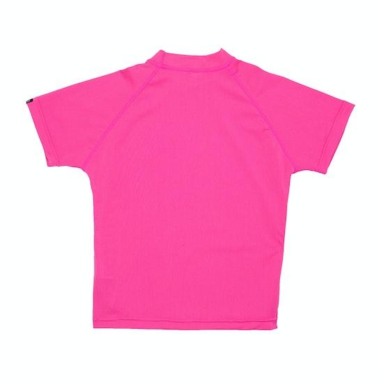 Rip Curl Sunny Rays Short Sleeve Girls Rash Vest