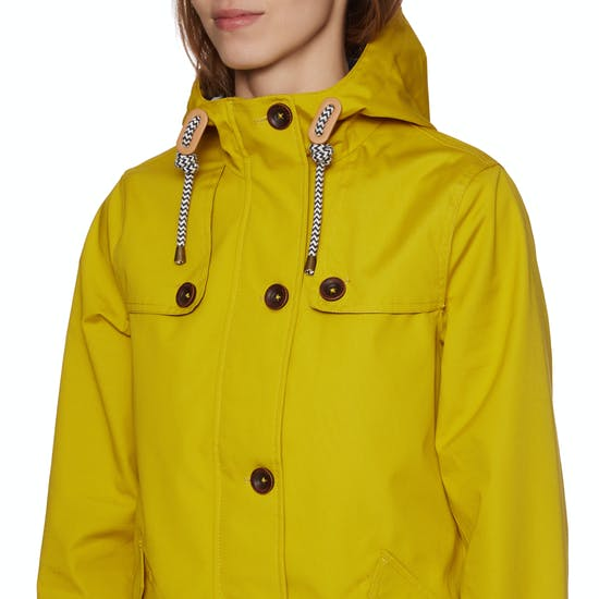 Joules Coast Waterproof Hooded Womens Waterproof Jacket