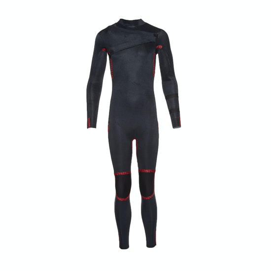 Rip Curl Aggrolite 3/2mm Chest Zip Boys Wetsuit