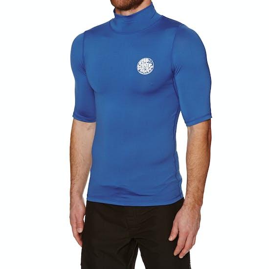 Rip Curl Corpo Long Sleeve High Neck Rash Vest