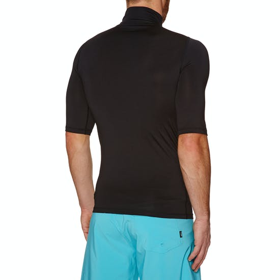 Rip Curl Corpo Short Sleeve High Neck Rash Vest