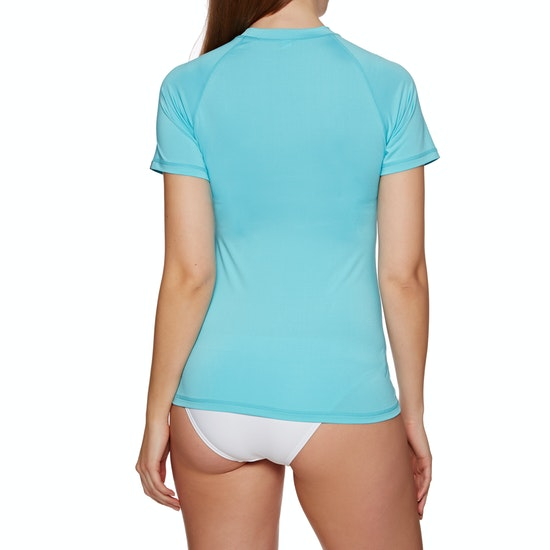 Rip Curl Sunny Rays Relaxed Short Sleeve Ladies Rash Vest