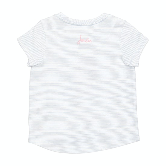 Joules Astra Girls Short Sleeve T-Shirt