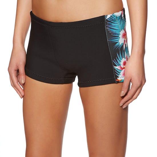 Rip Curl G Bomb 1mm Boyleg Wetsuit Shorts