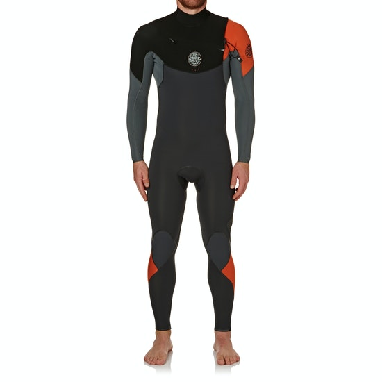 Rip Curl 3-2mm E Bomb Chest Zip Wetsuit