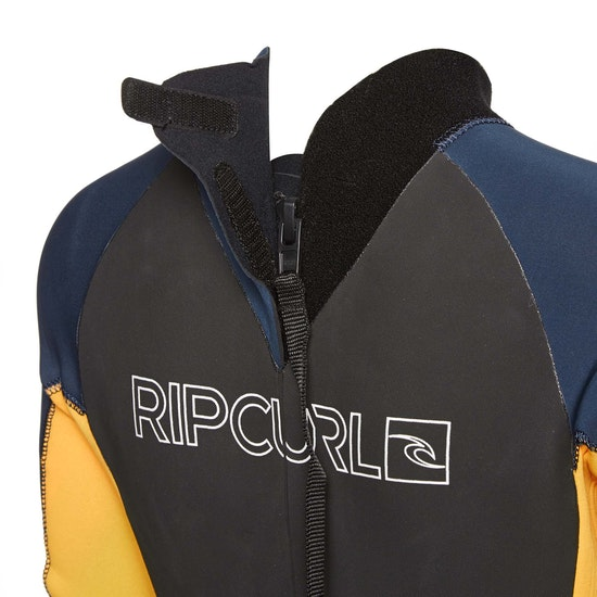Rip Curl Omega 3/2mm Back Zip Boys Wetsuit